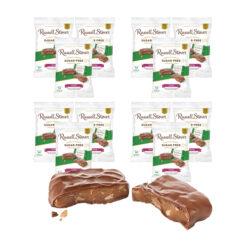 Russell Stover Sugar Free Toffee Peg Bag 3oz/85g (12 pcs)