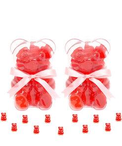 It's a Boy! Albanese Wild Cherry Gummies in bear 200g x 2pcs