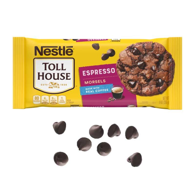 Nestle Toll House Espresso Morsel 255g Candy Corner